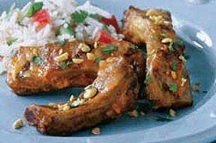 Recipes for roast pork ribs