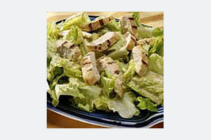 Grilled Dijon Chicken Caesar Salad