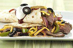 Grilled Fajitas Image 1