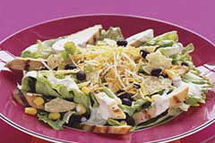 Grilled Mexican Chicken Salad Image 1