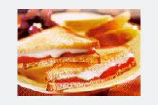 Grilled Mozzarella Sandwiches Recipe - Kraft Recipes