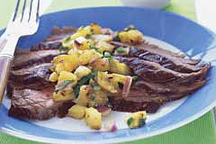 Grilled Pineapple Salsa Image 1