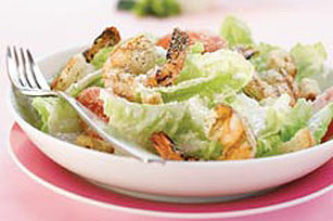 Grilled Shrimp-Caesar Salad Image 1