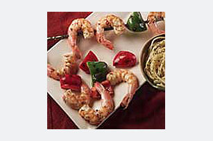 Grilled Shrimp Italiano