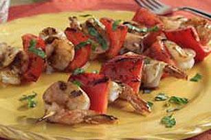 """Camarones """"italianos"""" a la parrilla Image 1"""