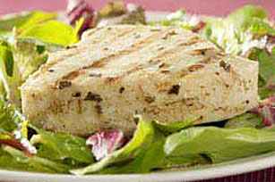 Grilled Swordfish Vinaigrette
