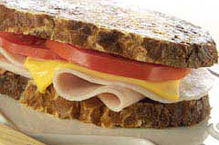Grilled Turkey Panini Image 1