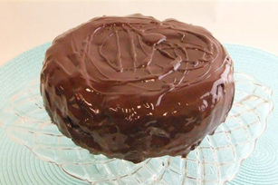 Groom's Chocolate Biscuit Cake Image 1