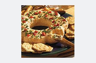 Festiva guirnalda de queso  Image 1