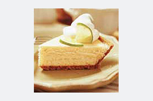PHILADELPHIA® 3-STEP® cheesecake de limón verde