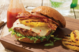 BBQ Bacon-Jalapeno Burger