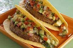 Hacienda Burgers with Avocado Salsa  Image 1