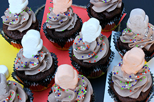 Halloween Cupcakes Recipe Image 1