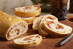 Ham Bread Image 1