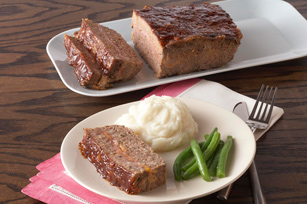 Ham & Cheese Meatloaf