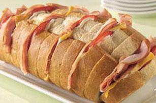 Ham & Cheese Pull-Apart