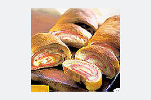 Ham & Cheese Roll-Ups Image 1