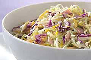 Ham-it-Up Coleslaw