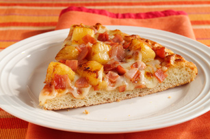 Ham & Pineapple Pizza Image 1