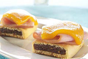Hot Ham & Cheddar Bites Image 1