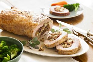 Harvest Stuffed Pork Loin Kraft Recipes
