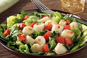 Hearts of Palm Salad Image 1