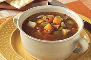 Hearty Vegetable Soup Image 1