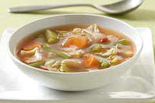Hearty Cabbage Soup Image 1