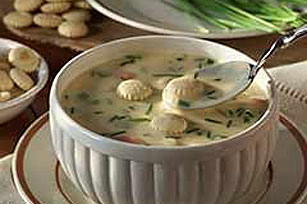 Hearty Golden Chowder Image 1
