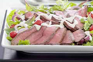Hearty Steak Salad Image 1