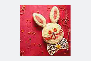 Heavenly Chocolate Bunny Cake Image 1