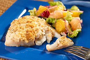 Herb & Garlic Fish