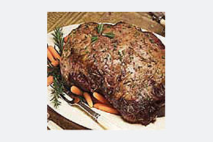 Herb-Roasted Lamb Recipe Image 1