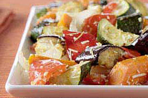 Herb-Roasted Mediterranean Vegetables