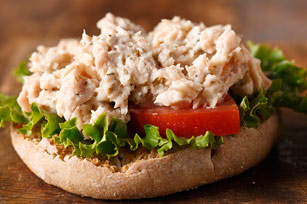 Herbed Tuna Salad Sandwich