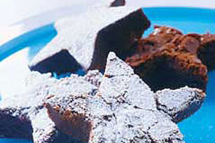 Holiday BAKER'S ONE BOWL Brownies Image 1