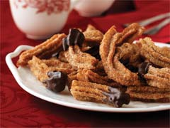 Holiday Churros