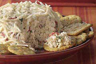Holiday Crab Spread Image 1