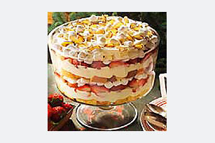 Holiday Mallow Layered Dessert Image 1