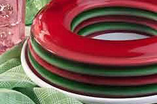 Holiday Ribbon Mold Image 1