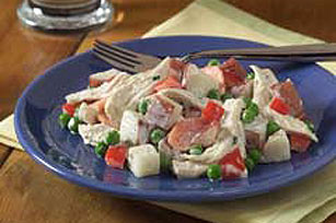 Homestyle Chicken-Potato Salad