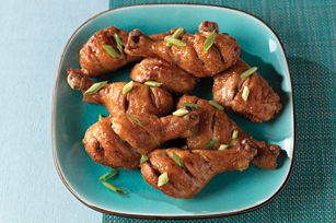 Honey Garlic Chicken Drumsticks Image 1