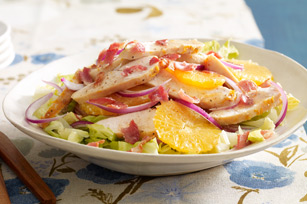 Honey-Glazed Chicken Salad