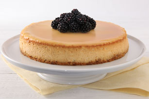 Honey & Lemon Cheesecake