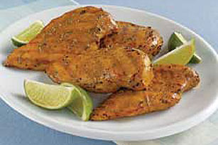 Honey-Lime Chicken Image 1