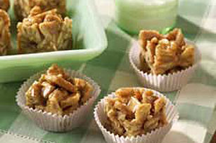 Honey-Nut Graham Chews Image 1