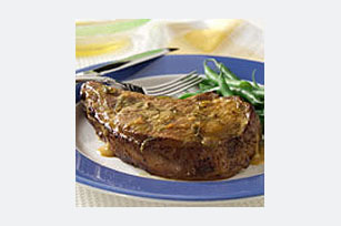 Honey-Lime Pork Chops Image 1