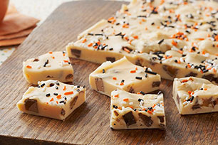 Fudge horrifiant pour l'Halloween