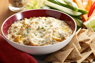 Hot Artichoke-Parmesan Dip