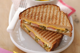 Hot Dog Panini Image 1